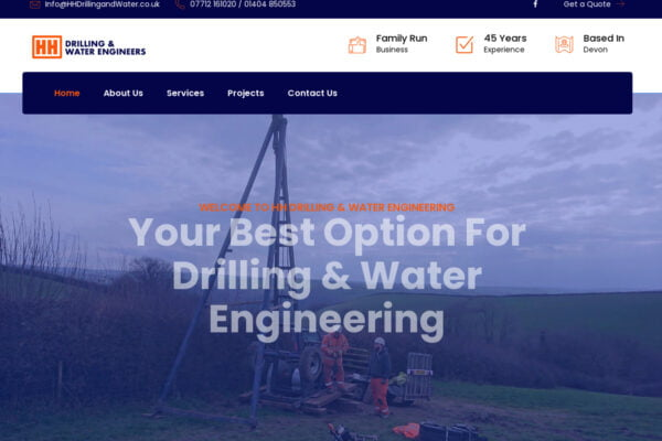 HH Drilling & Water Engineering